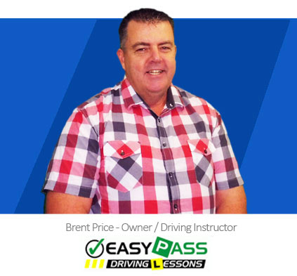Brent Price - Best Driving Instructor Bunbury